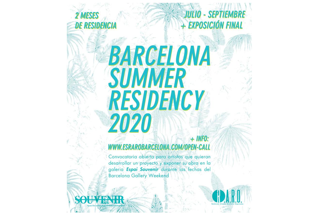 summer residency 2020